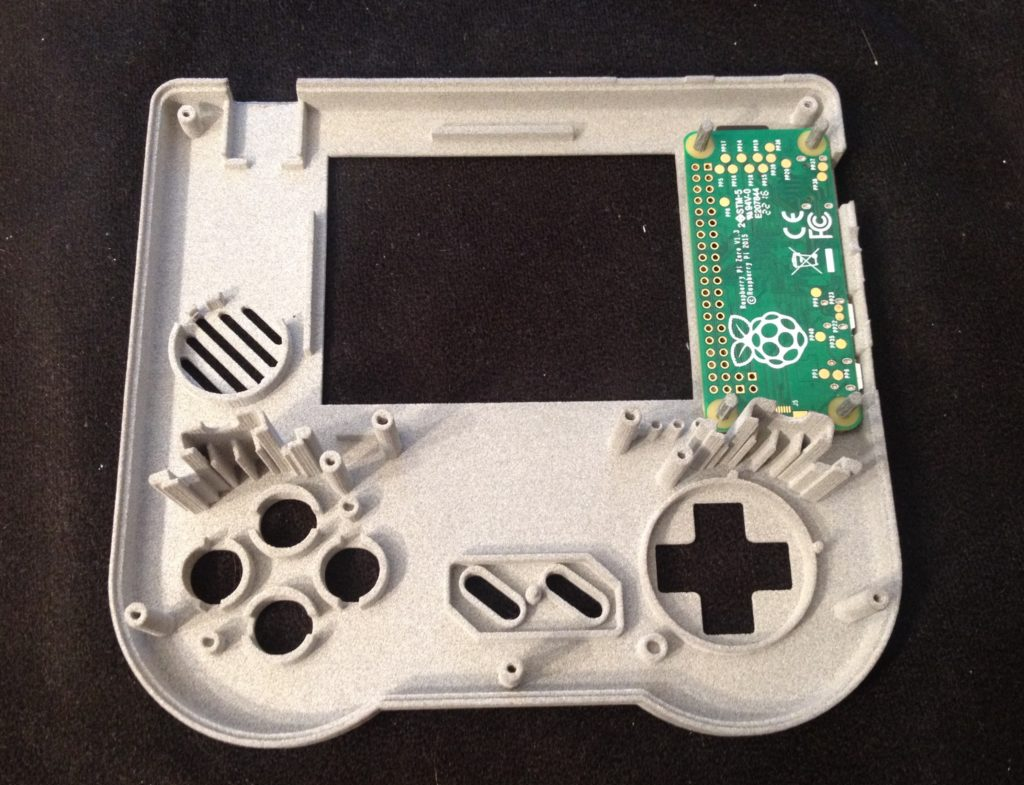 Assembly Tutorial 8bcraft Retrostone Raspiboy But If The Sd Card Was Broken Or Wiring Is Wrong You Would Get 2 1024x785